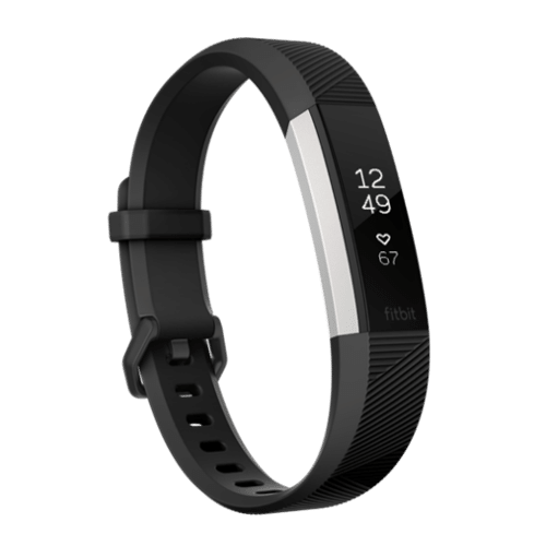 Fitbit Alta HR - Activity tracker - Zwart - Kopen via Mediamarkt