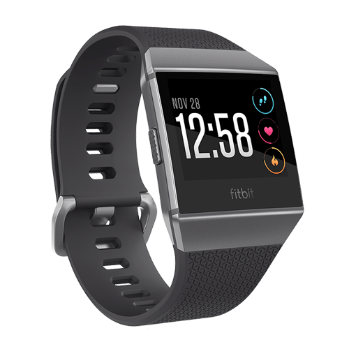 Fitbit Ionic - Smartwatch - 2017