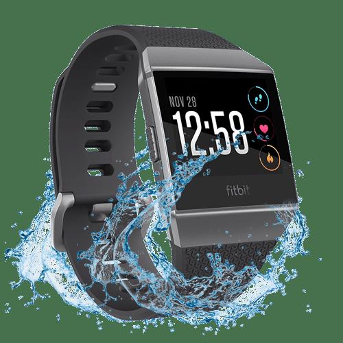 Fitbit Ionic Smartwatch - Zwart Grijs - Kopen via Bol.com