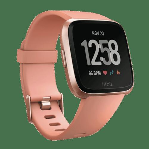 Fitbit Versa Smartwatch - 2018 - Koper Peach