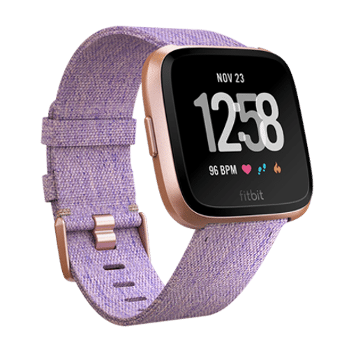 Fitbit Versa Special Edition - Lavendel - 2018 - Smartwatch