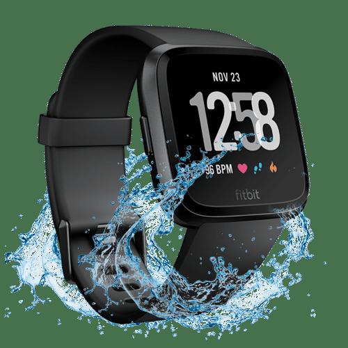 Fitbit Versa Smartwatch - Zwart - Kopen via Bol.com