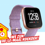 Goedkoopste Fitbit Versa Smartwatch Kopen?