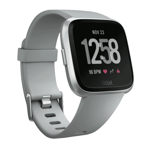 Fitbit Versa Smartwatch - Licht Grijs - Kopen via Bol.com