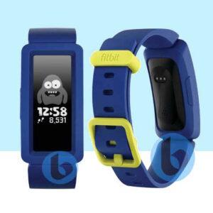 Fitbit activity tracker voor kinderen met hartslagmeter – Blauw