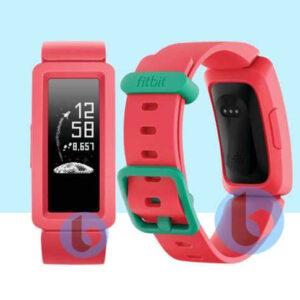Fitbit activity tracker voor kinderen met hartslagmeter – Roze