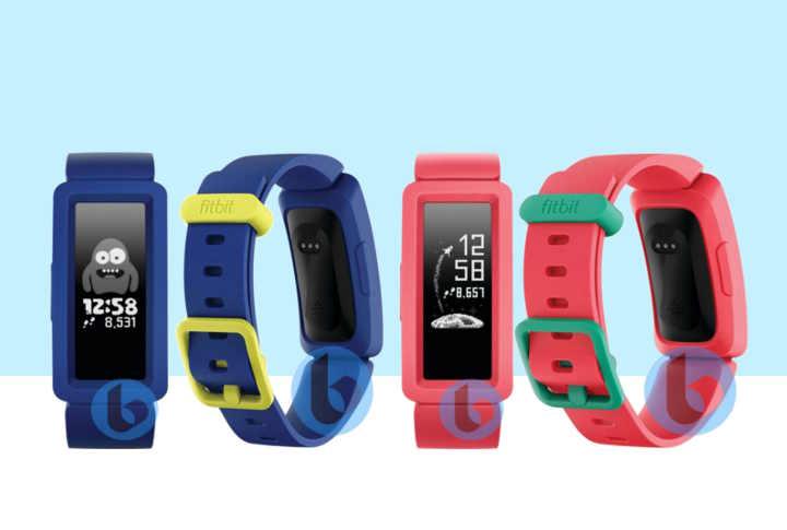 Fitbit activity tracker voor kinderen met hartslagmeter