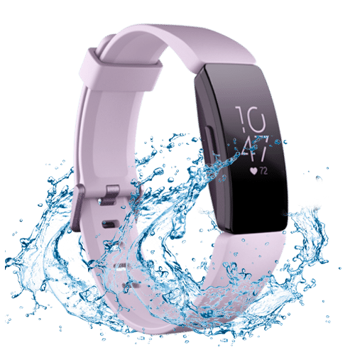Fitbit Inspire HR- Activity Tracker- Lila