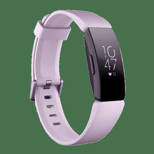Fitbit Inspire HR Fitnesstracker - Lila - 2019 - Nieuwe