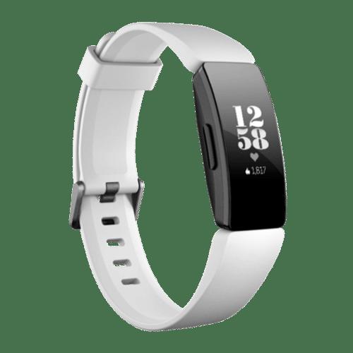 Fitbit Inspire HR Fitnesstracker - Wit - 2019 - Nieuwe