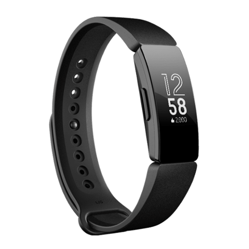 Fitbit Inspire - 2019 - activity tracker - zwart