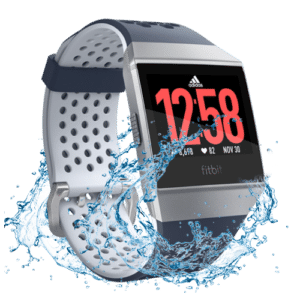 Fitbit Ioni Adidas Edition - Smartwatch - Waterdicht - 2017