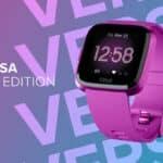 Fitbit Versa Lite smartwatch (2019) Kleurrijk & Goedkoop!