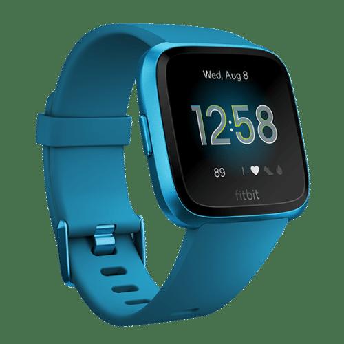 Fitbit Versa Lite Edition - Blauw - Kopen via Bol.com