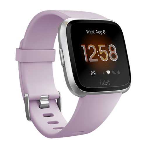 Fitbit Versa Lite Edition - Lavender - Kopen via Coolblue