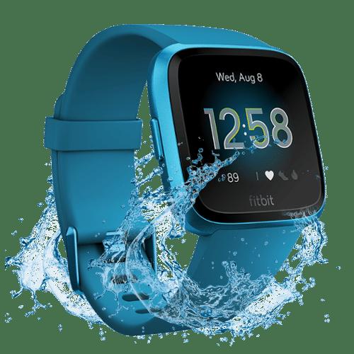 Fitbit Versa Lite Smartwatch - Waterdicht - Blauw - 2019