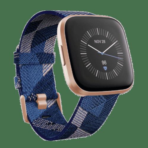 Fitbit Versa 2 Smartwatch - 2019 - Koper roze