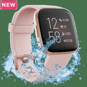 Fitbit Versa 2 - Smartwatch - Waterdicht - Roze - 2019