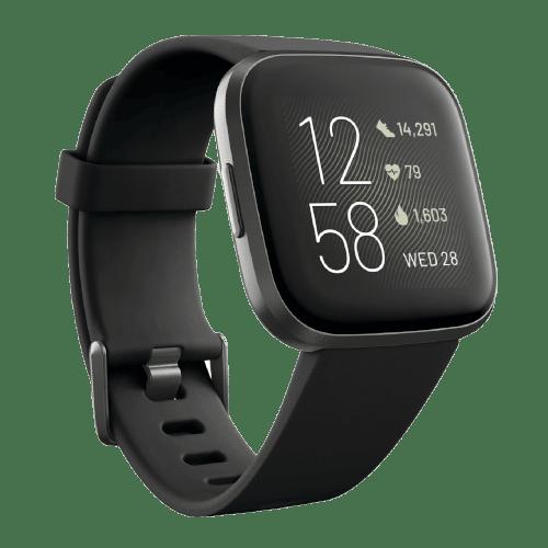 Fitbit Versa 2 Smartwatch - 2019 - Zwart