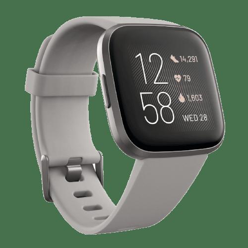Fitbit Versa 2 Smartwatch - 2019 - Steengrijs