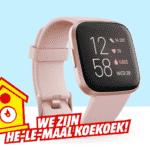 Goedkoopste Fitbit Versa 2 Smartwatch Kopen?