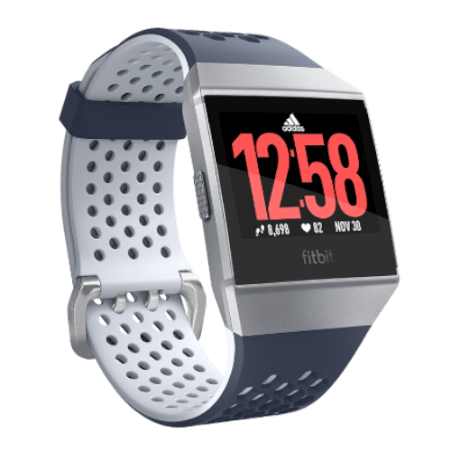 Fitbit Ionic - GPS Smartwatch - 2017 -Adidas edition