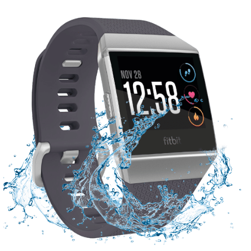 Fitbit Ionic - Smartwatch - Grijs