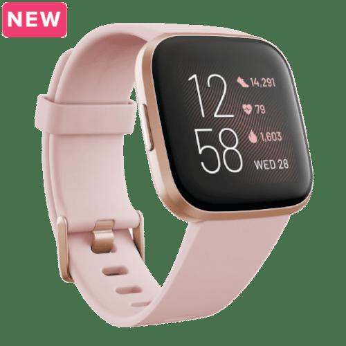 Fitbit Versa 2 - Smartwatch - Beste