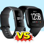 Wat is het Verschil tussen Fitbit Charge 3 activity tracker en de Versa Smartwatch?
