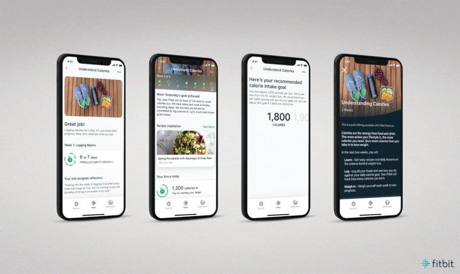 Fitbit lanceert Premium-abonnementenservice voor gezondheidscoaching