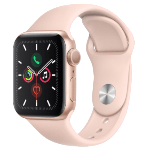 Apple Watch 5 - Roze Goud