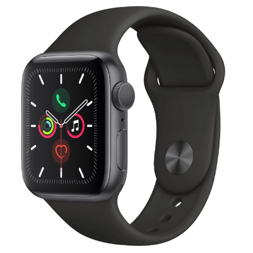 Apple Watch 5 - Spacegrijs