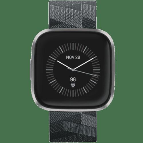 Fitbit Versa 2 Smartwatch - Special Edition - 2019 - Gewoven Grijs