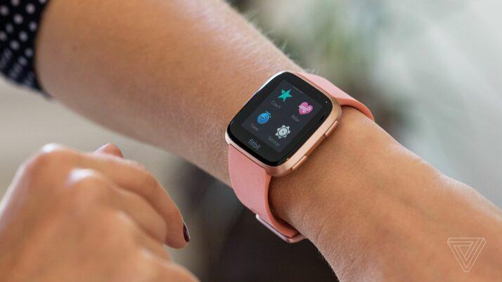 Fitbit Versa Lite Apps en watch faces