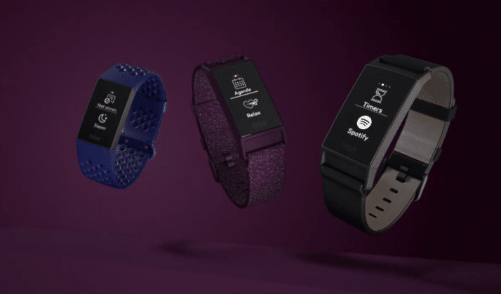 Nieuwe Fitbit Charge 4 - Activity tracker - 2020 - Special Edition