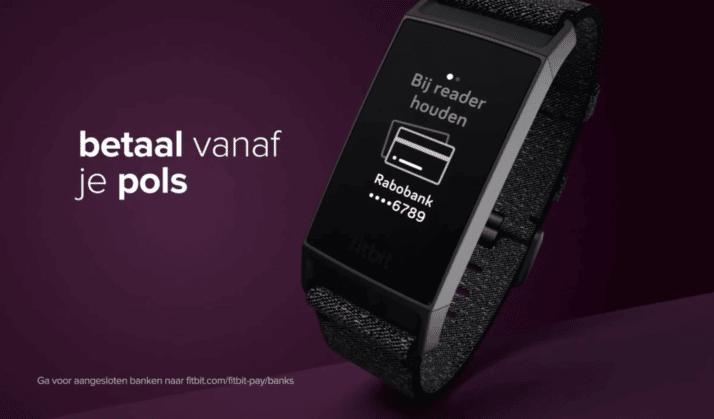 Fitbit Charge 4 Activity tracker 2020 met ingebouwde GPS tracking