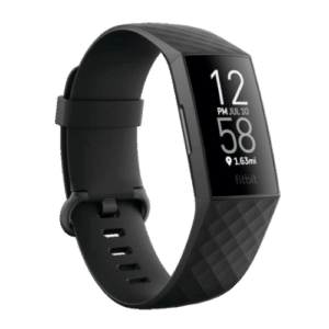 Fitbit Charge 4 - Activity Tracker - 2020 - Zwart