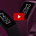 NIEUWE Fitbit Charge 4 (2020) nu met ingebouwde GPS en Spotify Control