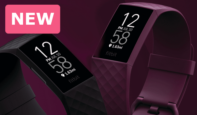 Fitbit Charge 4 activity tracker 2020 - NIEUW!