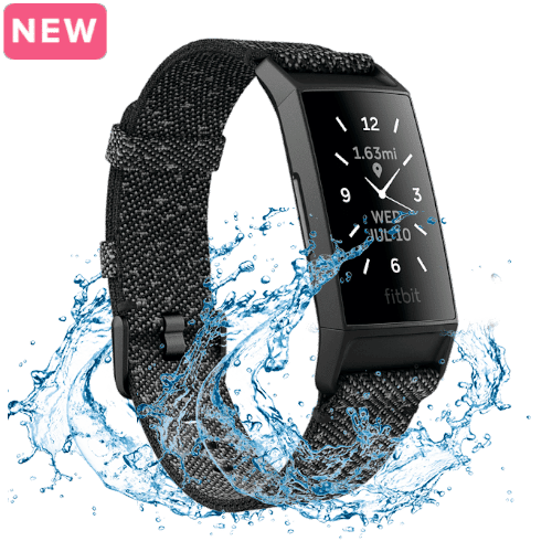 Nieuwe Fitbit Charge 4 - Special Edition - Activity tracker - 2020
