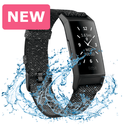 Fitbit Charge 4 - GPS activity tracker - Special Edition - 2020 - Nieuw
