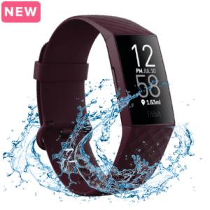 Fitbit Charge 4 - GPS activity tracker - 2020 - Nieuw