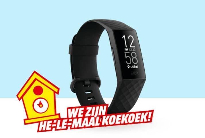 Goedkoopste Fitbit Charge 4 Activity tracker kopen