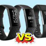 Wat is het verschil tussen Fitbit Charge 4, Charge 3 en Charge 2 Activity tracker?