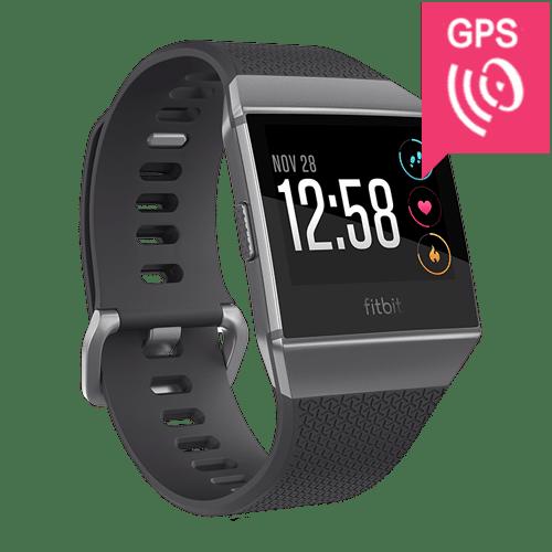 Fitbit Ionic Smartwatch (2017) - Ingebouwde GPS