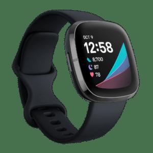 Fitbit Sense - Smartwatch - 2020 - Zwart/Grijs