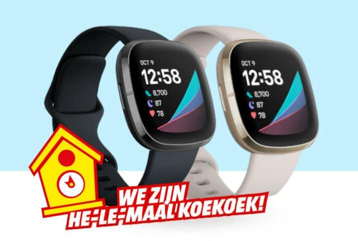 Goedkoopste Fitbit Sense Smartwatch Kopen?