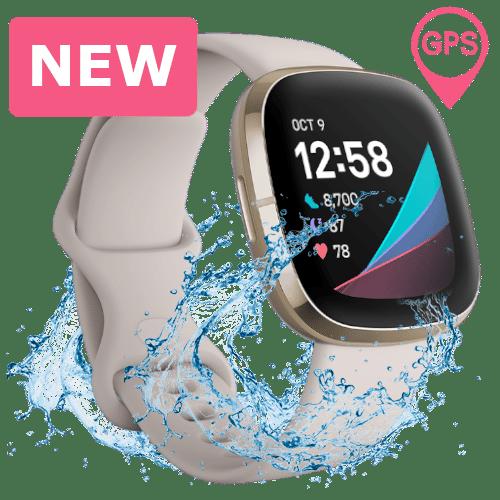 Nieuwe Fitbit Sense - Smartwatch - 2020