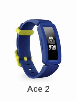 Fitbit Ace 2 - 2019 - Speciaal voor kinderen