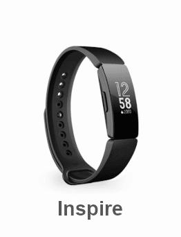 Fitbit Inspire - Fitnesstracker - 2019